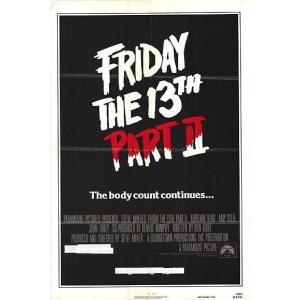13日の金曜日 パート2  オリジナルポスター <br> posterbin2