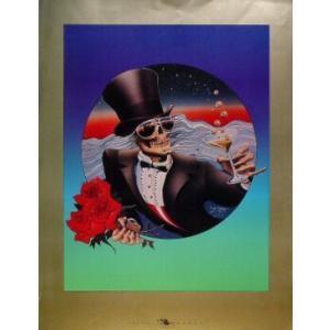グレイトフルデッド  オリジナル プロモ ポスター|posterbin2