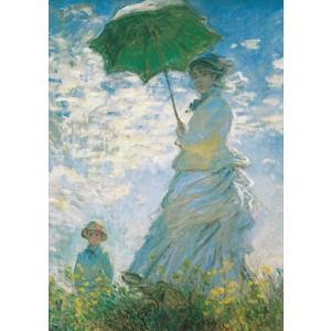 【送料¥216〜】 クロード・モネ ポストカード Claude Monet - Woman Monet and Her Son