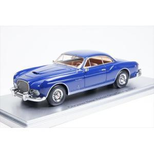 ケス 1/43 クライスラー ニューヨーカー ギア クーペ 1954 ブルー 完成品ミニカー KE43032010 posthobbyminicarshop
