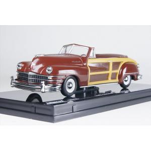 ビテス 1/43 クライスラー タウン&カントリー 1947 コスタリカブラウン 完成品ミニカー 36220 posthobbyminicarshop