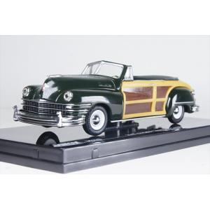 ビテス 1/43 クライスラー タウン&カントリー 1947 メドウグリーン 完成品ミニカー 36223 posthobbyminicarshop