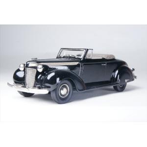 ブルックリン 1/43 クライスラー インペリアル C-14 2ドア コンバーチブル 1937 ダークメタリックグリーン 完成品ミニカー BML17 posthobbyminicarshop