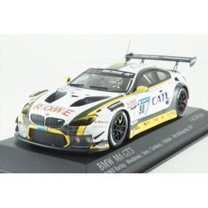 ミニチャンプス 1/43 BMW M6 GT3 ROWE No.98 2017 ニュルブルクリンク24時間 完成品ミニカー 437172698|posthobbyminicarshop