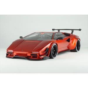 GTスピリット 1/18 キジル セラム ウラタック レッド 完成品ミニカー GTS027KJ|posthobbyminicarshop
