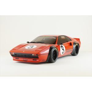 GTスピリット 1/18 LB-WORKS フェラーリ 308 レッド 完成品ミニカー GTS270|posthobbyminicarshop
