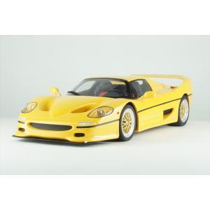 GTスピリット 1/18 フェラーリ ケーニッヒ スペシャル F50 イエロー アジア限定 完成品ミニカー GTS036KJ|posthobbyminicarshop