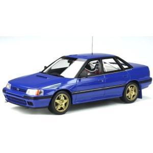オットーモビル 1/18 スバル レガシィ RS グループA ブルー オットーモビル・京商限定 完成品ミニカー OTM869|posthobbyminicarshop