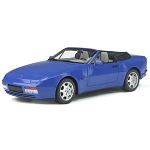 GTスピリット 1/18 ポルシェ 944 ターボ S2 ブルー 完成品ミニカー GTS804 11月予約|posthobbyminicarshop