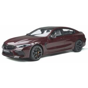 GTスピリット 1/18 BMW M8 グランクーペ ワインレッド 完成品ミニカー GTS285 11月予約|posthobbyminicarshop