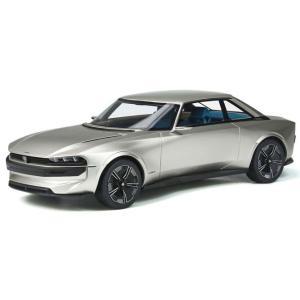 オットーモビル 1/18 プジョー e-レジェンド コンセプト シルバー 完成品ミニカー OTM323 8月予約|posthobbyminicarshop