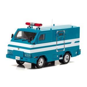 レイズ 1/43 2005 警察本部警備部機動隊特型遊撃車両 完成品ミニカー H7430504 posthobbyminicarshop