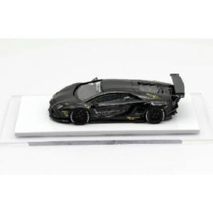 LB★PERFORMANCE Premium Collection 1/64 リバティーウォーク LB-WORKS アヴェンタドール LP700 ブラック 完成品ミニカー LB700-008|posthobbyminicarshop
