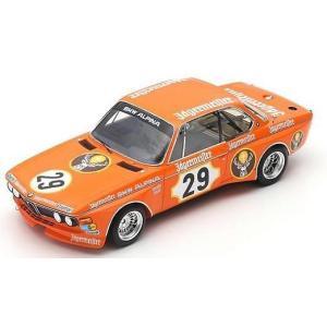 スパーク 1/18 BMW 3.0 CSL No.29 1973 ニュルブルクリンク24時間 ウイナー N.ラウダ/H-P.Joisten 完成品ミニカー 18S413 6月予約|posthobbyminicarshop
