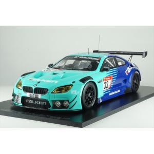 スパーク 1/18 BMW M6 GT3 No.33 ファルケン 2019 ニュルブルクリンク24時間 5位 P.ダンブレック/and more 完成品ミニカー 18SG032|posthobbyminicarshop
