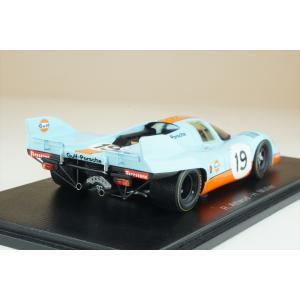 スパーク 1/43 ポルシェ 917K No.19 1971 ル・マン24時間 2位 R.アトウッド/H.ミュラー 完成品ミニカー S0916|posthobbyminicarshop|02
