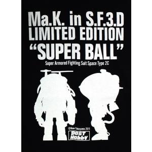 ホビージャパン Ma.k. in SF3D Tシャツ Mサイズ 「マシーネンクリーガー」より 104000014000|posthobbyshop