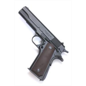 トイガン 六研/エラン ROCKEN/ELAN  イサカ M1911A1 DUOブローバックモデルガン|posthobbyshop