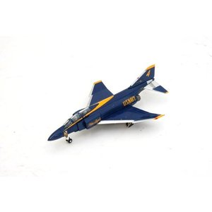 飛行機 ヘルパウイングス 1/200 マクドネル・ダグラス F-4J ファントムII アメリカ海軍 ブルーエンジェルス 4番機(スロットポジション)(556408)|posthobbyshop