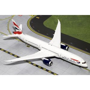 ジェミニ200 1/200 787-9 ブリティッシュエアウェイズ G-ZBKA 完成品 艦船・飛行機 G2BAW544|posthobbyshop