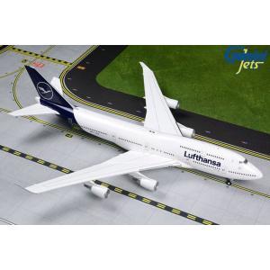 ジェミニ200 1/200 747-400 ルフトハンザ航空 新塗装 D-ABVM 完成品 艦船・飛行機 G2DLH792 posthobbyshop