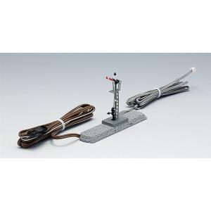 トミックス Nゲージ 腕木式副本線用出発信号機(F) 鉄道模型パーツ 5543|posthobbyshop