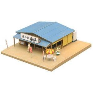 情景小物 060 海の家A (鉄道模型)|posthobbyshop