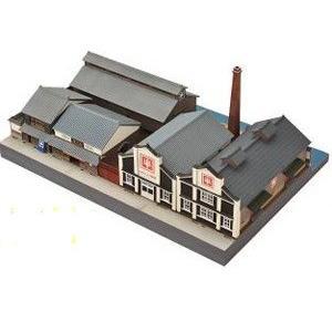 鉄道模型 トミーテック N 建物コレクション120 味噌蔵セット|posthobbyshop