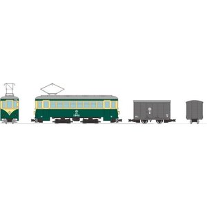 トミーテック Nゲージ 鉄道コレクション ナローゲージ80 猫屋線直通用路面電車+貨車セット 鉄道模型 303367 2月予約|posthobbyshop