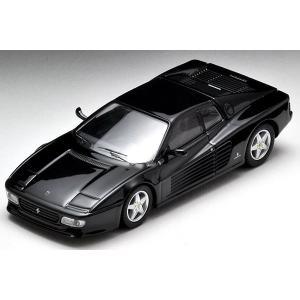 トミカリミテッド ヴィンテージネオ 1/64 TLV-NEO フェラーリ 512TR ブラック 完成品ミニカー 306221 3月予約|posthobbyshop