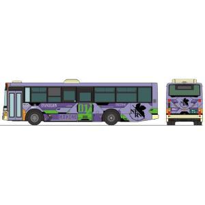 トミーテック Nゲージ ザ・バスクレクション箱根登山バス エヴァンゲリオンバス5台セット 鉄道模型パ...