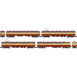 【3月予約】トミーテック Nゲージ 鉄道コレクション国鉄70系新潟色4両セットB 鉄道模型 316442|posthobbyshop