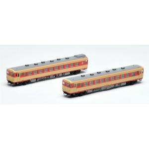 トミックス Nゲージ 富士急行キハ58形(キハ58001・キハ58003)セット 鉄道模型 92172|posthobbyshop