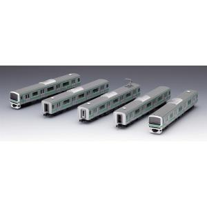 トミックス Nゲージ JR E231-0系通勤電車(常磐線)基本セット 鉄道模型 92339|posthobbyshop