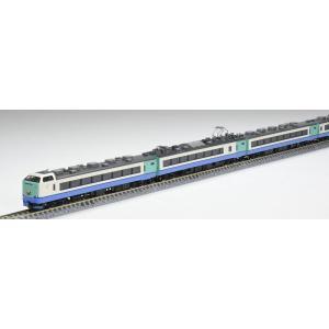 トミックス Nゲージ JR 485-3000系特急電車(はくたか)基本セット 鉄道模型 98337|posthobbyshop