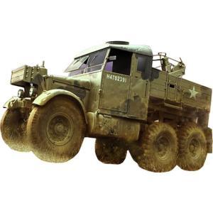 サンダーモデル  1/35 英・スキャンメル・パイオニアレッカー重トラクターSV2S スケールプラモデル TH35201 2月予約 posthobbyshop