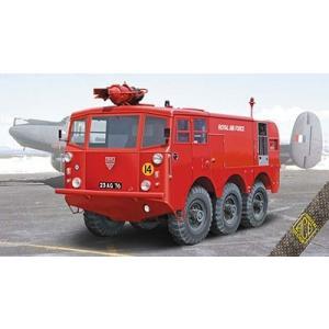 エース 1/72 英・FV651 Mk.6サラマンダー空港用化学消防車 スケールプラモデル UA72434 posthobbyshop