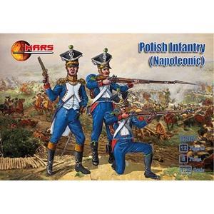 【11月予約】マースフィギア 1/32 ナポレオニック・ポーランド軍歩兵・8ポーズ12体 スケールモデル ORM3231 posthobbyshop