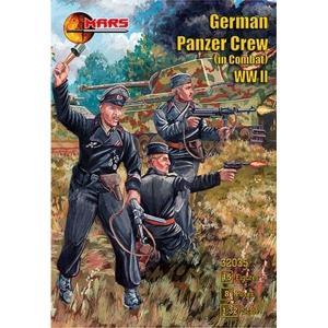 【11月予約】マースフィギア 1/32 ドイツ戦車兵・下車戦闘WW2・8ポーズ15体 スケールモデル ORM3235 posthobbyshop