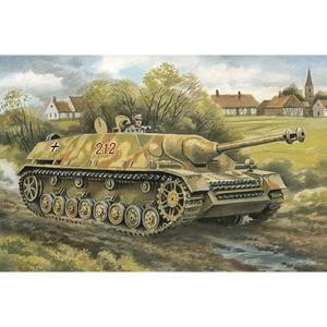 【11月予約】ユニモデル 1/72 独・IV号駆逐戦車L/48・Sdkfz162 スケールモデル UU72549 posthobbyshop