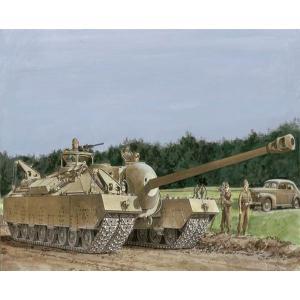 【10月予約】ドラゴン 1/35 アメリカ陸軍 T-28 超重戦車 スケールモデル DR6750 posthobbyshop