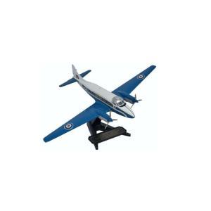 オックスフォード 1/72 DH104 デヴォン VP975 王立航空協会(RAE) 完成品 艦船・飛行機 OX72DV003|posthobbyshop