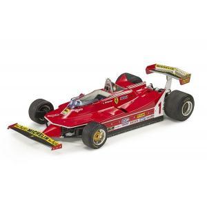 【12月予約】トップマルケス 1/18 フェラーリ 312 T5 No.1 F1 J.シェクター 完成品ミニカー GRP045A|posthobbyshop