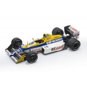 【12月予約】トップマルケス 1/18 ウィリアムズ FW12 No.5 F1 R.パトレーゼ 完成品ミニカー GRP108A|posthobbyshop