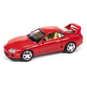 【12月予約】AUTOWORLD 1/64 トヨタ スープラ 1994 スーパーレッド 完成品ミニカー AWSP075B posthobbyshop