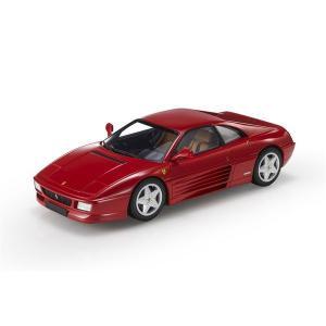 【2月予約】トップマルケス 1/18 フェラーリ 348 レッド 完成品ミニカー TOP111A posthobbyshop
