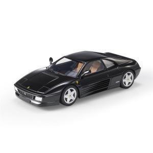 【2月予約】トップマルケス 1/18 フェラーリ 348 ブラック 完成品ミニカー TOP111C posthobbyshop