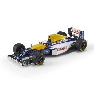 【2月予約】トップマルケス 1/18 ウィリアムズ FW15C No.0 1993 F1 D.ヒル 完成品ミニカー GRP047A posthobbyshop