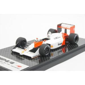 ミニカー アイドロン (FE013B) 1/43 マクラーレン ホンダ MP4/4 1988年 日本GP 2位 No.11 A.Prost
