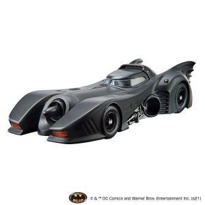 【3月予約】バンダイ 1/35 バットモービル(バットマンVer.) 「バットマン」より キャラクタープラモデル 5062185|posthobbyshop